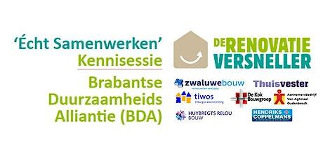 Workshop 'Echt Samenwerken' Eindsprint 3 tickets