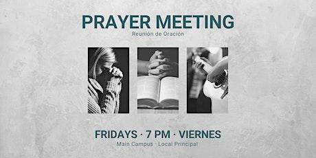 IC:Madrid Prayer // IC:Madrid Oración entradas