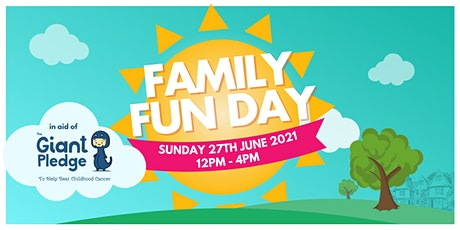 Family Fun Day in aid of The Giant Pledge tickets