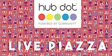 LIVE Piazza – PITCH YOUR PURPOSE biglietti