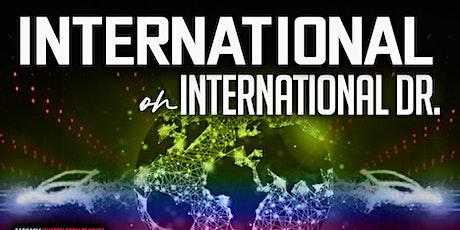 INTERNATIONAL NIGHTS ON INTERNATIONAL DR. boletos