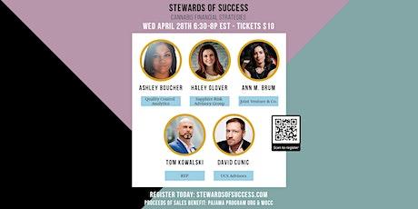 Stewards of Success - Cannabis & Hemp - Industry Professionals tickets