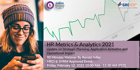 HR Metrics & Analytics 2021: Update on Strategic Planning, Application tickets