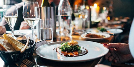 Saturday Wine Tasting Experience with Three Course Lunch 11/12/21 tickets