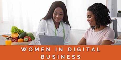 Women In Digital Business tickets