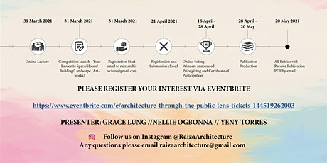 Architecture Through the Public Lens tickets