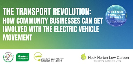 The transport revolution: Community businesses and the EV movement tickets