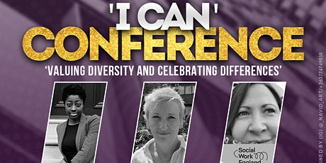 I CAN CONFERENCE 2021 - Valuing diversity and celebrating differences tickets