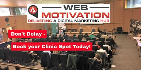 Kick-start your Website & Digital Marketing tickets
