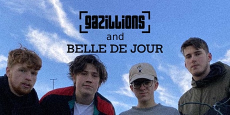 Gazillions and Belle de Jour at the Greystones 23/6/21 tickets