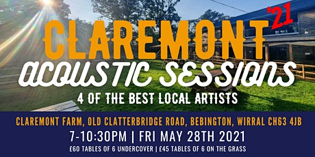 Claremont Acoustic Sessions '21 tickets