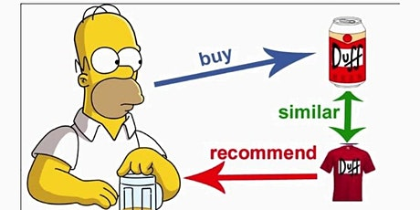 Recommender systems for software developers (free intro bootcamp) biglietti