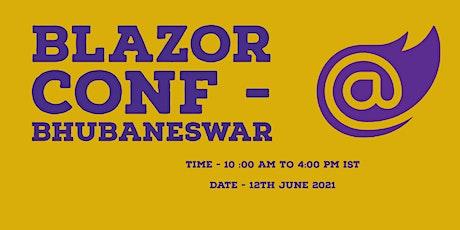 Blazor Conf - Bhubaneswar tickets