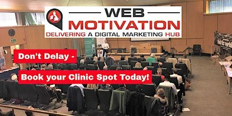 Kick-start your WordPress Website & Digital Marketing Tickets