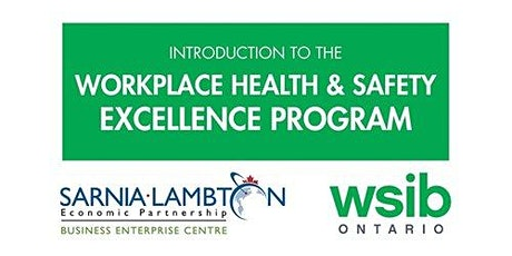 Introduction to the Workplace Health and Safety Excellence Program tickets