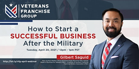 How to Start a Successful Business After the Military tickets