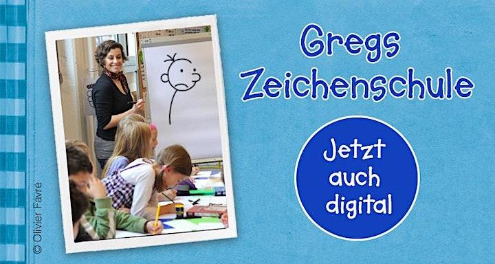 MITMACHAKTION: Zeichenkurs zu Gregs Tagebuch: Bild