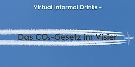 Virtual Informal Drinks - Das CO2-Gesetz im Visier tickets