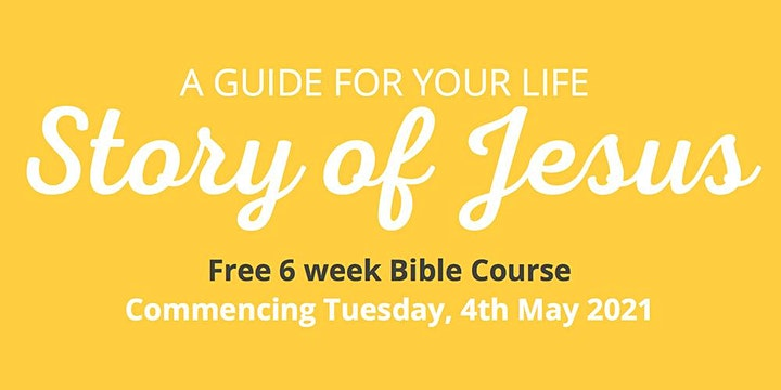 Story of Jesus - A free bible course - A guide for your life image