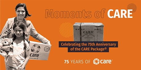 Moments of CARE  - 75th Anniversary of the CARE Package tickets