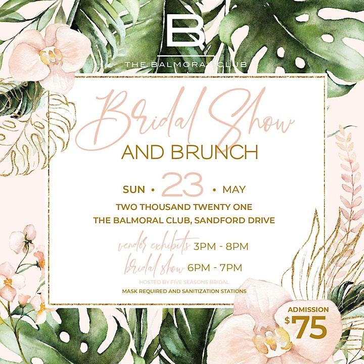 The Balmoral Club Bridal Show & Brunch image