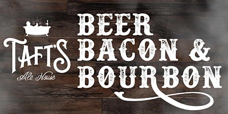 Beer, Bacon & Bourbon Pairing tickets