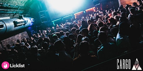 Cargo Welcome back party // Student drink deals // IS BACK tickets