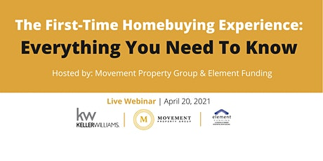 The First-Time Homebuying Experience: Everything You Need to Know tickets