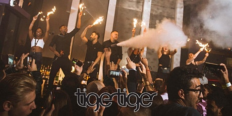 Tiger Tiger Welcome back party // Student Drink Deals // IS BACK tickets