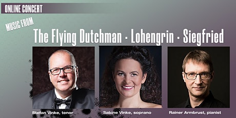 Music from The Flying Dutchman, Lohengrin, and Siegfried tickets