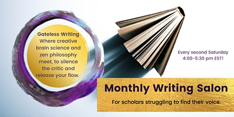 Gateless Writing for Scholars tickets