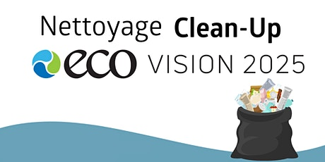 Nettoyage ECO VISION  Clean-Up tickets