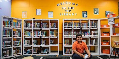 TEP Kindergarten Open House (Las Sesiones Informativas) - Virtual tickets