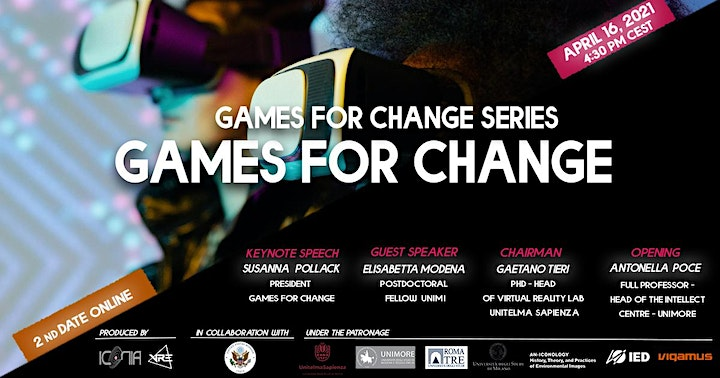 Games for Change Series image