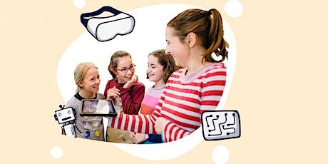 Digital-Workshops für die Bibliothek: Games gestalten und programmieren Tickets