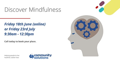 Discover Mindfulness tickets