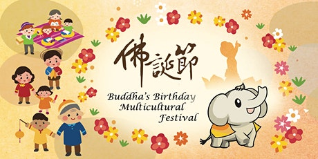 Buddha's Birthday Multicultural Festival at Parramatta tickets