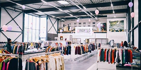 Vintage Kilo Warehouse Sale • Mainz/Bodenheim • Vinokilo Tickets