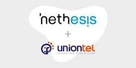 Scopri i vantaggi del Full VOIP con Uniontel e Nethesis biglietti