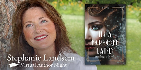 Virtual Author Night with Stephanie Landsem tickets