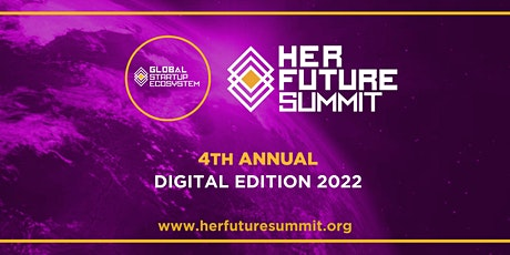 Her Future Summit (Global-Virtual) 2022 tickets
