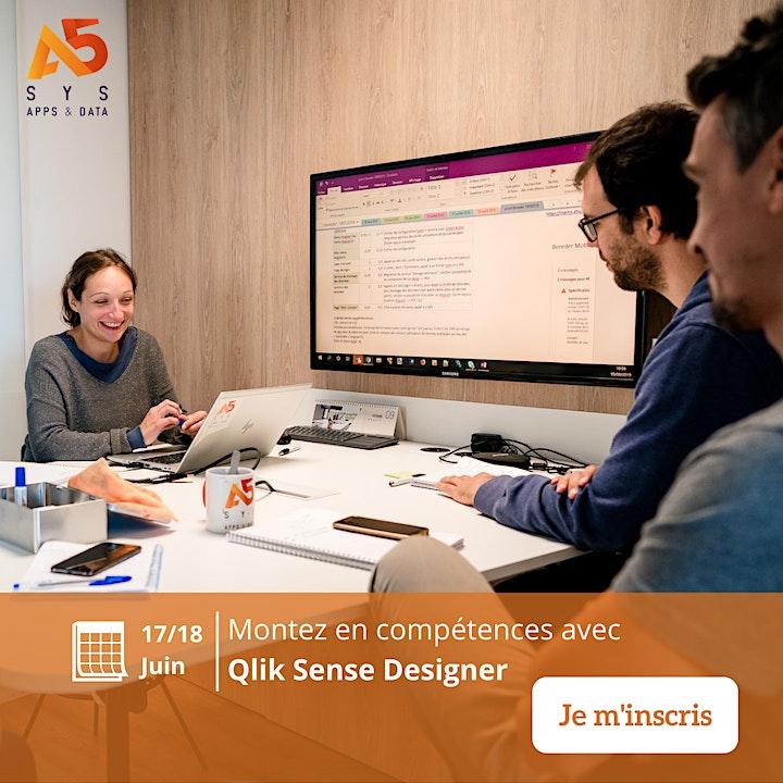 Image pour A5academy - Montez en compétences en vous formant à Qlik Sense Designer