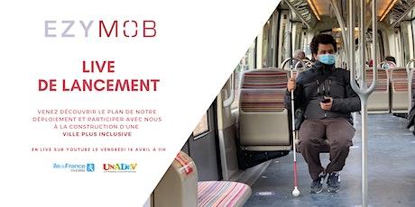 Live de Lancement - Déploiement IDFM x SNCF billets
