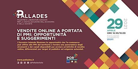 Vendite online a portata di PMI: opportunità e suggerimenti biglietti