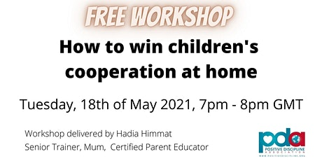 How to win our children's cooperation tickets