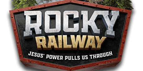 Vacation Bible Camp 2021 - Rocky Railway tickets
