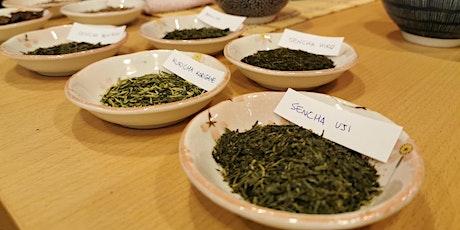 Incontro introduttivo sui tè verdi giapponesi biglietti