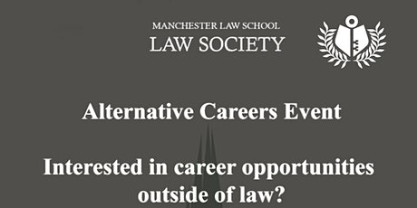 Alternative Careers Event tickets