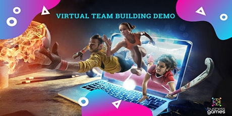 Businessgames - Virtual Teambuilding Activities - DEMO and Q&A tickets