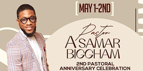 A Samar Biggham Anniversary Celebration tickets